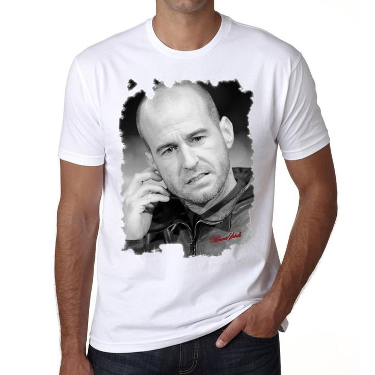 Mehmet Scholl Men's T-shirt ONE IN THE CITY