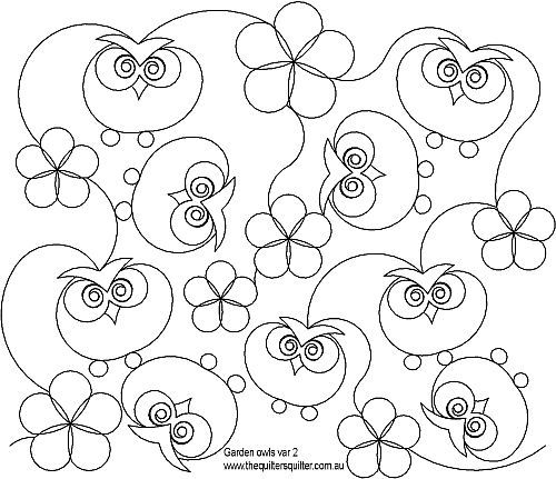 Free Digital Longarm Quilting Patterns : 237 best Coloring Pages images on Pinterest Coloring sheets, Beading and Coloring