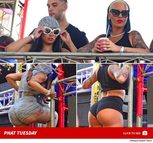 Amber Rose & Blac Chyna: Ass Carnival Amber Rose & Blac...: Amber Rose & Blac Chyna: Ass Carnival Amber Rose & Blac Chyna Ass Carnival…