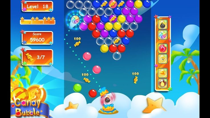 Bubble Shooter - Bubble Shooter Game Free - Kids Gameplay Android