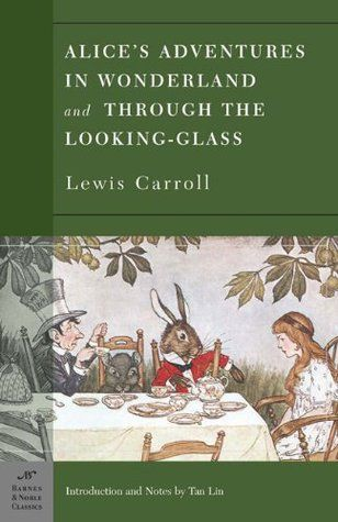 Alice's Adventures in Wonderland by Lewis Carroll (available in the UHSL and via http://www.gutenberg.org/ebooks/11)