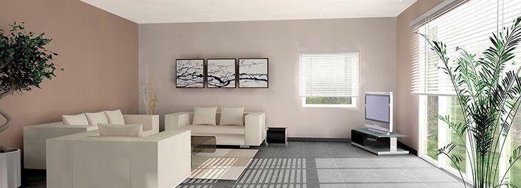 wandgestaltung wohnzimmer rot ~ dekoration, inspiration innenraum ...