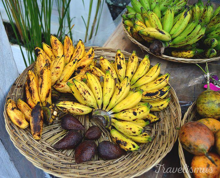 Real bananas, Bali
