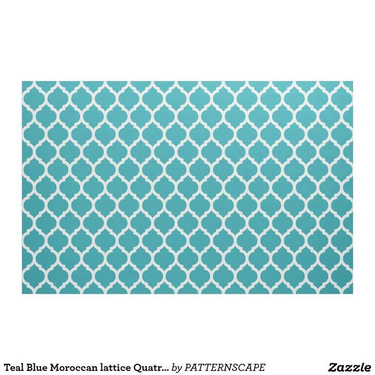 Les 25 meilleures id es de la cat gorie motif marocain sur for Credence bleu turquoise