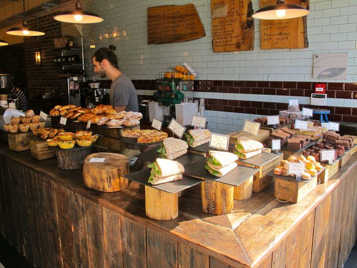 Best bakery shop design images on pinterest