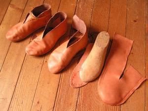 Chaussures médiévales - Le blog de leonide