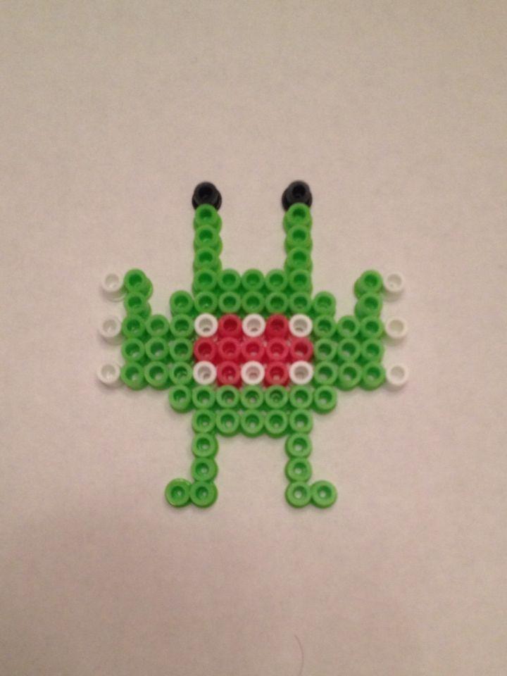 Skylanders Chompy  Perler bead pattern