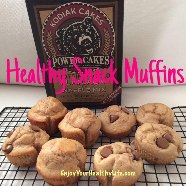Kodiak Power Cakes And Quest Protein Powder