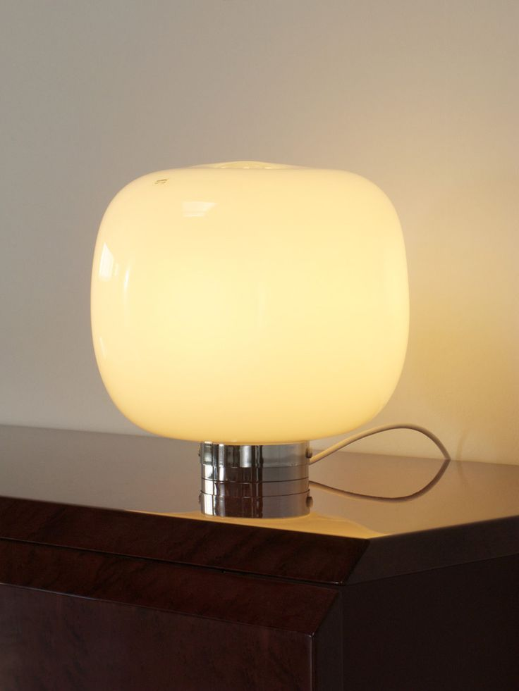 Alfredo Barbini free form glass table lamp Murano | http://www.furniture-love.com/browse.php | From selection of important 20th century modern furniture. -- Great Christmas Holiday Gift