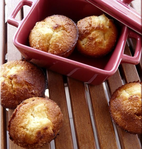 Recette - Muffins ananas coco | Notée 4.1/5