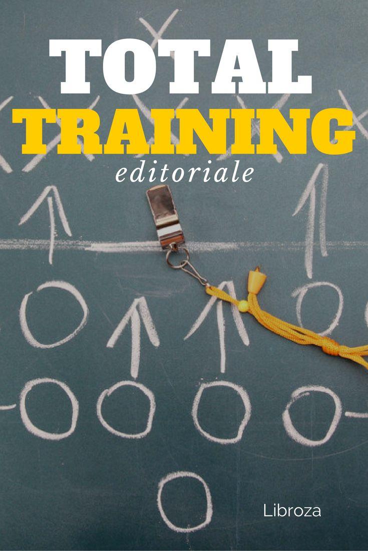 Il Total Training Editoriale è un servizio di affiancamento durante il quale io mi metto al tuo fianco e ti aiuto a realizzare il tuo progetto editoriale in tutte le sue fasi: dalla scrittura alla revisione, dalla pubblicazione alla promozione. - Libroza.com