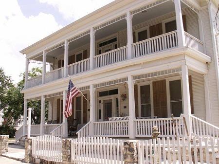 Fayetteville, Texas Victorian circa 1890