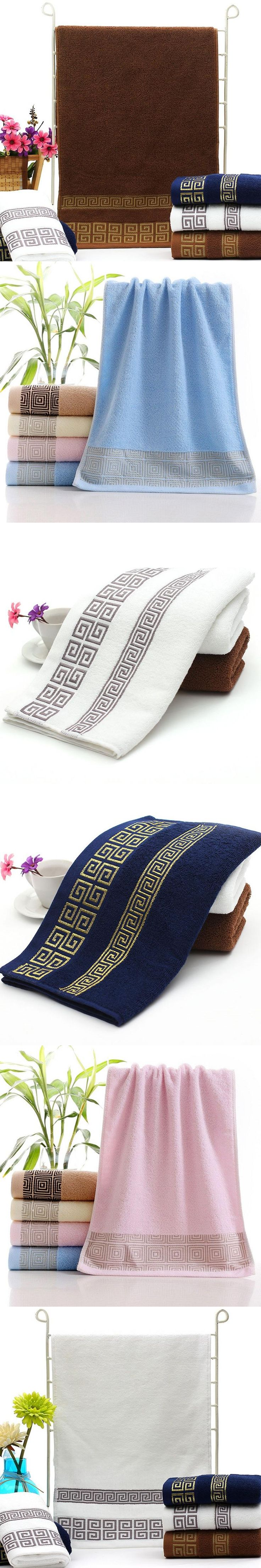 Towel Bamboo Beach Face Towels  high quality soft towel