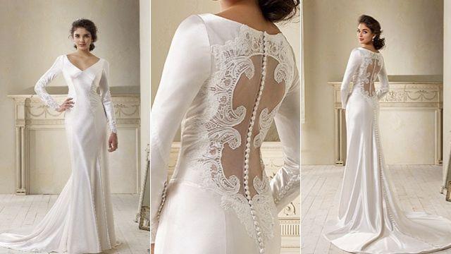 Buy Bella Swan's Wedding Dress For $799! (Vampire Groom Not Included)
