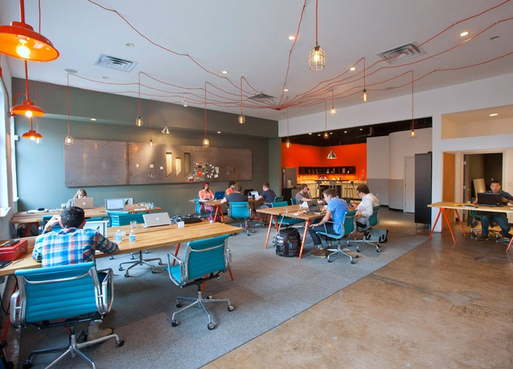 76 best co working space inspiration images on pinterest for Space and co