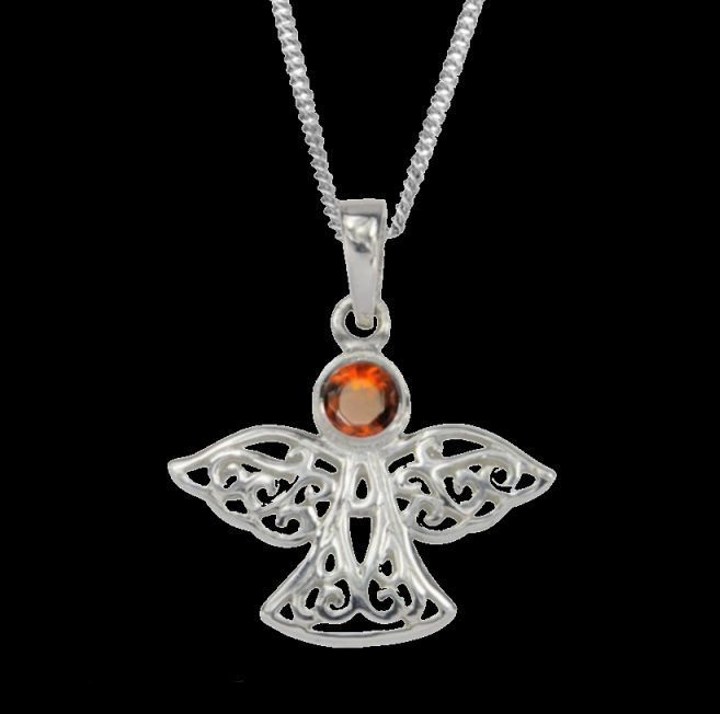 For Everything Genealogy - Birthstone Celtic Angel January Stone Sterling Silver Pendant, $50.00 (http://www.foreverythinggenealogy.com.au/birthstone-celtic-angel-january-stone-sterling-silver-pendant/)