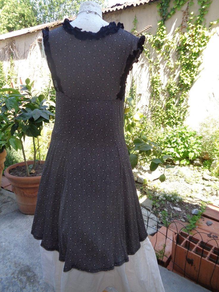 ROBE LA Fée Maraboutée t 40 42 maille de viscose mélangée | Vêtements, accessoires, Femmes: vêtements, Robes | eBay!