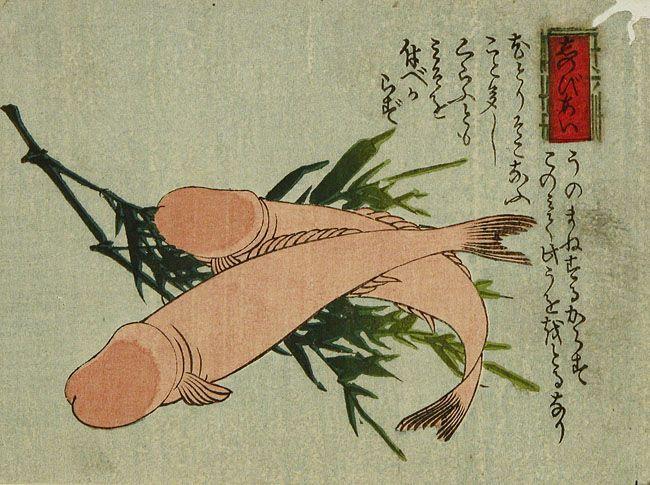 Boy Fish Penis