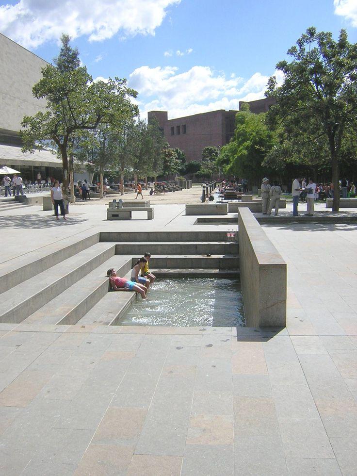 Parque de los pies descalzos - Felipe Uribe de Bedout, Medellin