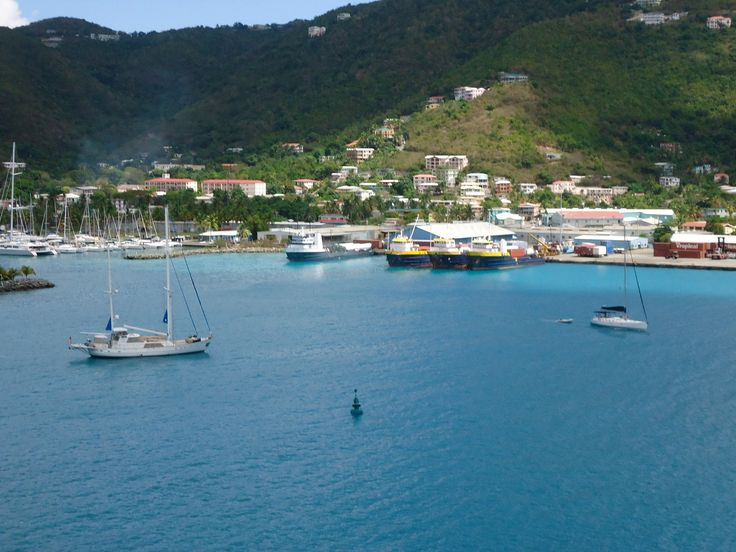 Tortola, British Virgin Islands 2012