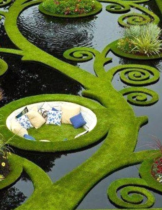 Wonderful Inspiring Garden That Will Take You Aback  