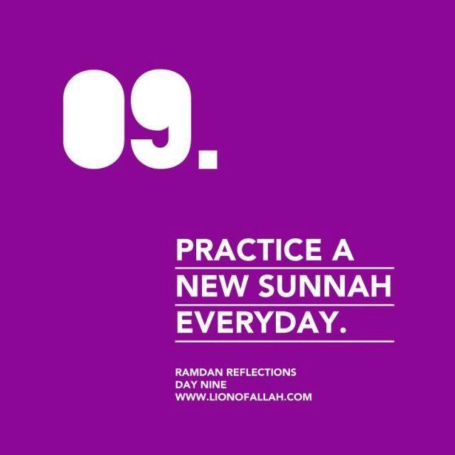 Ramadan Reflection Day 9