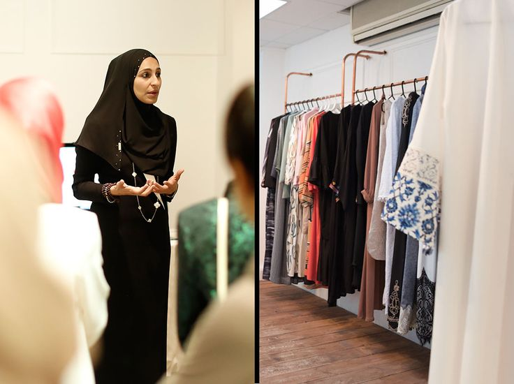 How Romanna went on to open London's first multi-brand modest-fashion store