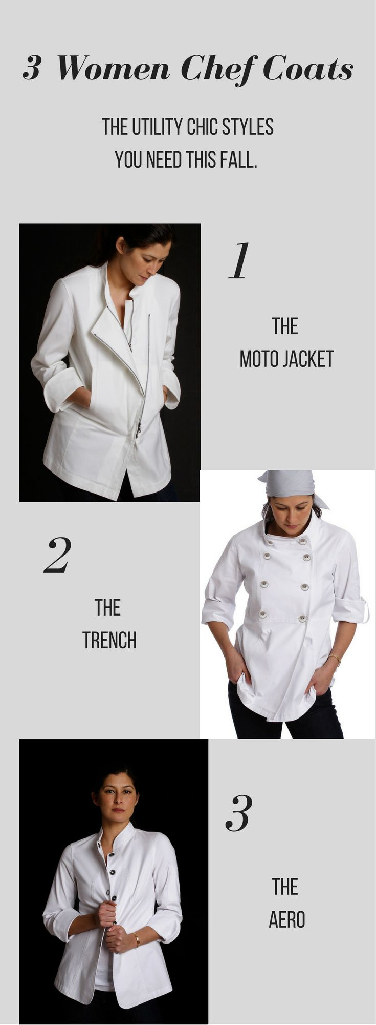 Where can i buy a chef jacket