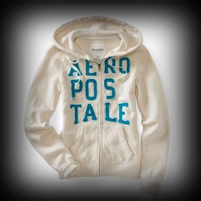 エアロポステール レディース パーカー Aeropostale Aero Stacked 87 FullZip Hoodie ジップパーカー-アバクロ 通販 ショップ-【I.T.SHOP】 #ITShop