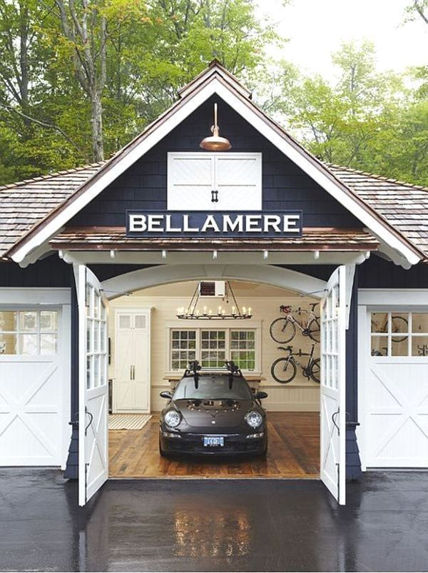 20 Coolest Car Garage Ideas For Man Cave 20 Coolest Car Garage