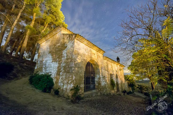 Ermita del Calvario en Torredonjimeno #fotografiamiguellopezes