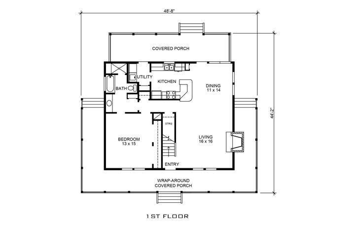 Hpm Home Plans Home Plan 010 346 House Plans House Floor Plans Floor Plans