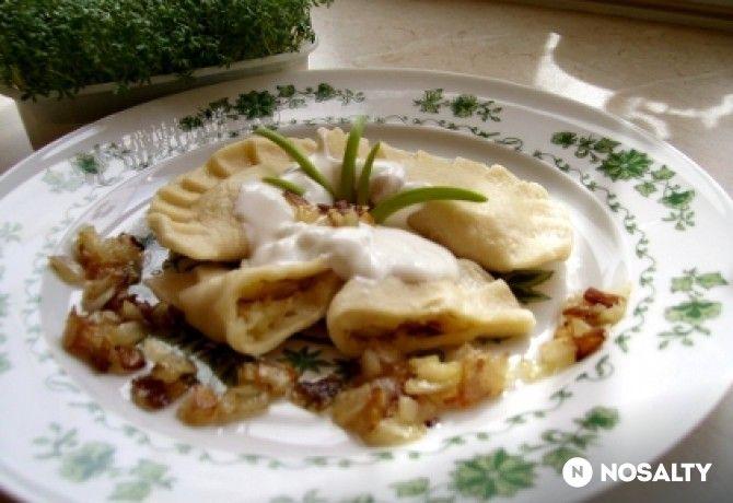 Varenyiki krumplis derelye