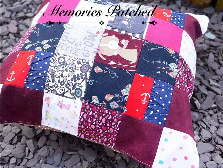 Keepsake Memory Patchwork Cushion Cover 45x45 cm. Traditional. Blanket. Christening, first birthday, mothers day, fathers day, baby gift by MemoriesPatched on Etsy https://www.etsy.com/uk/listing/267497105/keepsake-memory-patchwork-cushion-cover   #babyboy #babygirl #babygifts #babyshop #baby #babyshower #mybaby #kids #handmade #handmadeuk #madeinuk #etsy #mum #mummy #fathersdaygift #mothersdaygift #fathersday #sewing #handcrafted #keepsake #firstbirthday #quilting #quilt #memoryquilt…