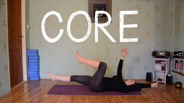 Střed těla, core, hluboké břišní svaly, pánevní dno,... To všechno je hluboký stabilizační systém. Pojďte si se mnou zacvičit sestavu, která vám pomůže tyto ...