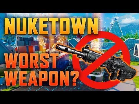 "http://callofdutyforever.com/call-of-duty-gameplay/worst-weapon-for-nuketown-call-of-duty-black-ops-iii-ps4-gameplay/ - WORST WEAPON FOR NUKETOWN? (Call of Duty: Black Ops III PS4 Gameplay)  Check this out!  ""SUPER MARIO HALLOWEEN ★ BLACK OPS 3 ZOMBIES MOD"" https://www.youtube.com/watch?v=bt_sdCW6LLY -~-~~-~~~-~~-~- Welcome to YouAlwaysWin, proud home of Dumb and Dumber, aka GUNNS4HIRE and meatwagon22. We play co-op video games and share our fun and laughter wi"