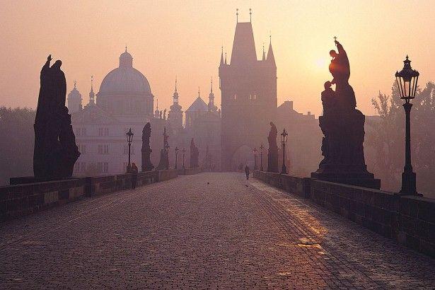 Ponte Carlo, simbolo di Praga