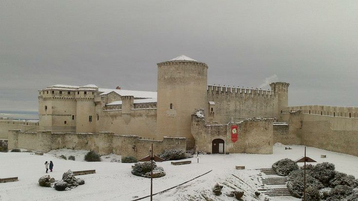 castillo de Cuéllar #Segovia