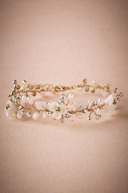 Morning Dew Bracelet | This is soooo pretty. After lecturing you about not spending so much money on fancy jewelry, if you find something you really love, get it! You can wear it again, or pass it down in the family.