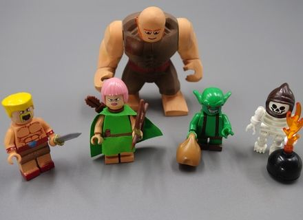 LEGO Ideas - Clash of Clans
