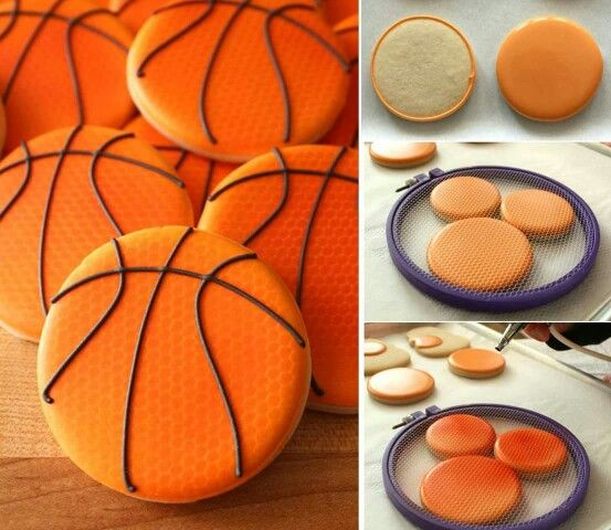 25 Best Ideas About Basketball Decorations On Pinterest: Best 25+ Basketball Cookies Ideas On Pinterest