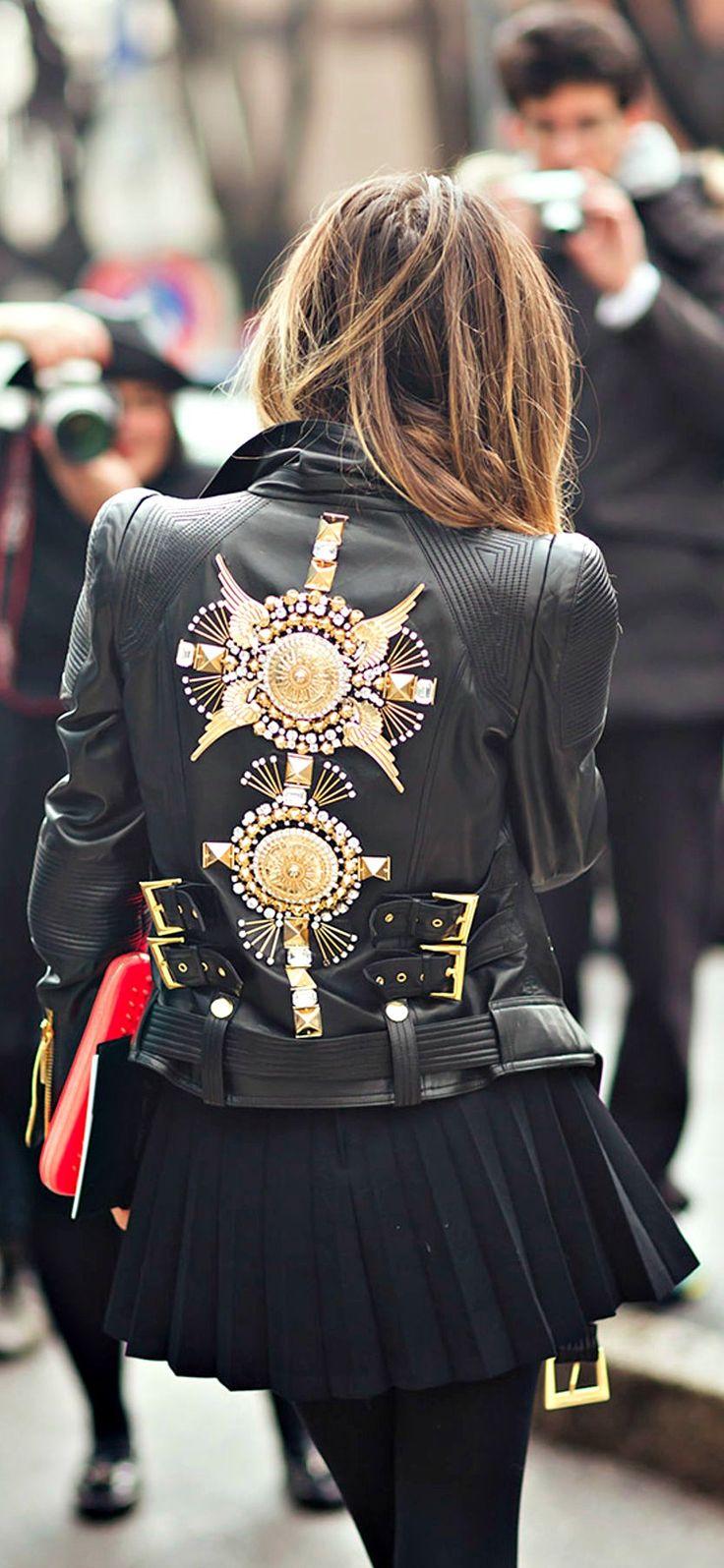 Leather Jacket | Women's Fashion