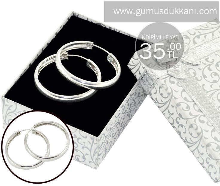 Gümüş Halka Küpe 35 TL. http://www.gumusdukkani.com/gumus_kupe/gumus-halka-kupe  - Gümüş halka küpe siparişini Gümüş Sipariş Hattımızı arayarak ya da web sitemiz üzerinden online olarak yapabilirsiniz.  Sipariş ve bilgi için,  WhatsApp Tel: 0543 613 84 74 Sabit Tel: 0212 531 35 59  #gumusdukkani #gumushalkakupe #gumuskupe #kupe #gumuskupemodelleri #gumuskupefiyatlari #halkakupeler #gumushalkakupemodeleri #halkakupefiyatlari #kupeler