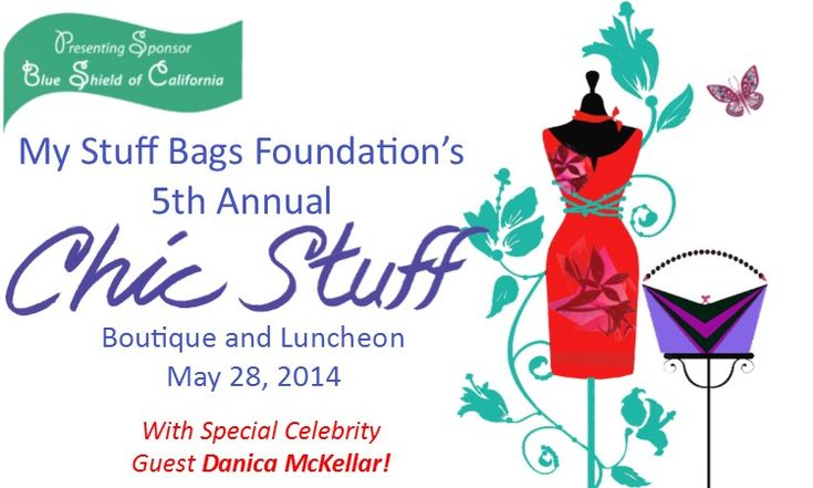 5th Annual Chic Stuff Boutique and Luncheon, May 28, 2014 at Luxe Hotel Sunset.