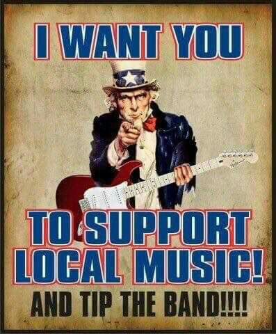 Support local music!