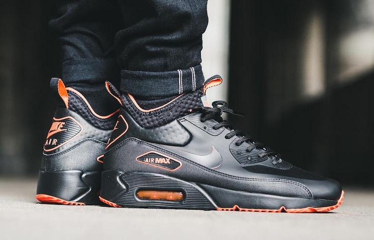 This Nike Air Max 90 Ultra Mid Winter is Perfect for Halloween ...