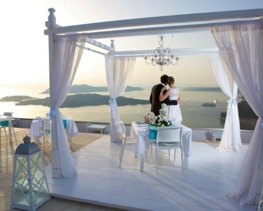 Santorini Gem Wedding | Ionian Weddings