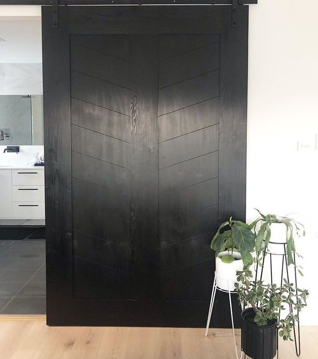 Palm Beach Black Exterior Wood Stain Stained Doors Black Wood