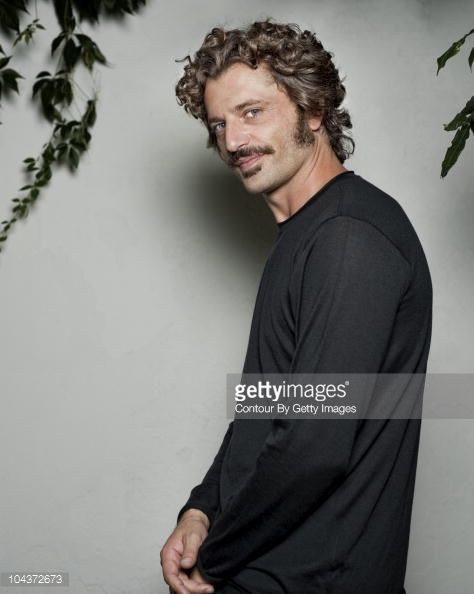 Actor Guido Caprino poses for a portrait session in Venice on September 07, 2010, during 67th Venice International Film Festival - Film 'Noi Credevamo' by Mario Martone