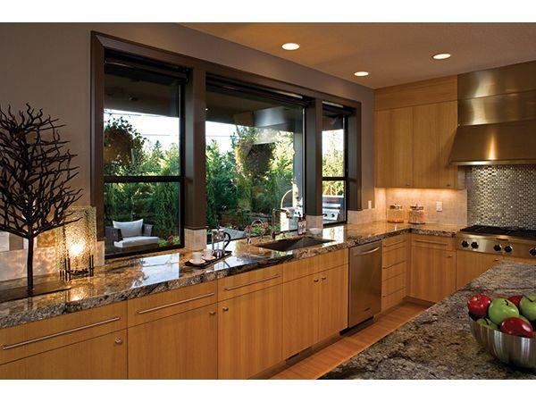 Kitchen Doors With Windows